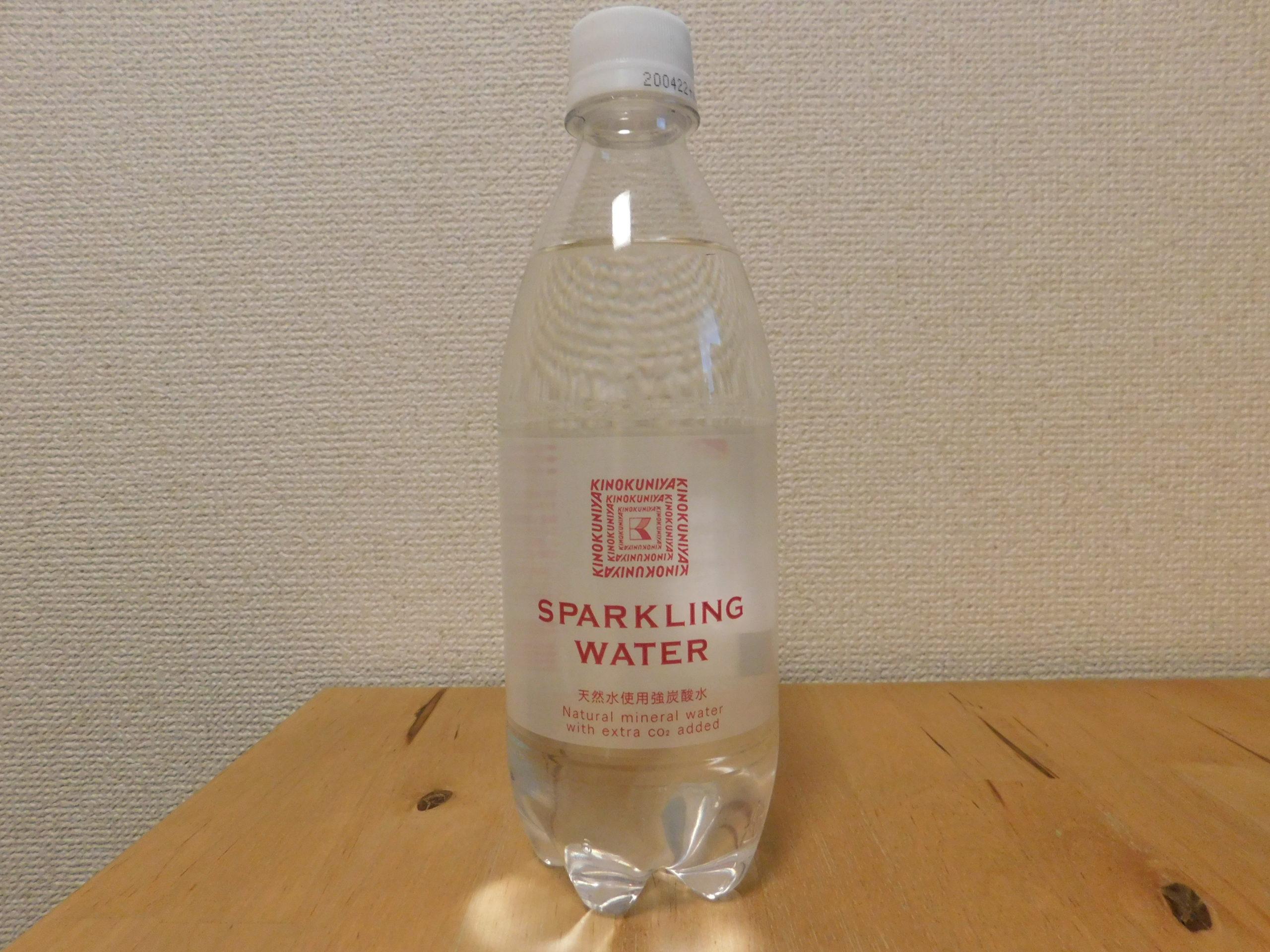 紀ノ国屋炭酸水 ミネラルウォーター+炭酸