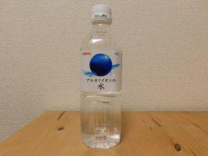 アルカリイオンの水 キリン ミネラルウォーター