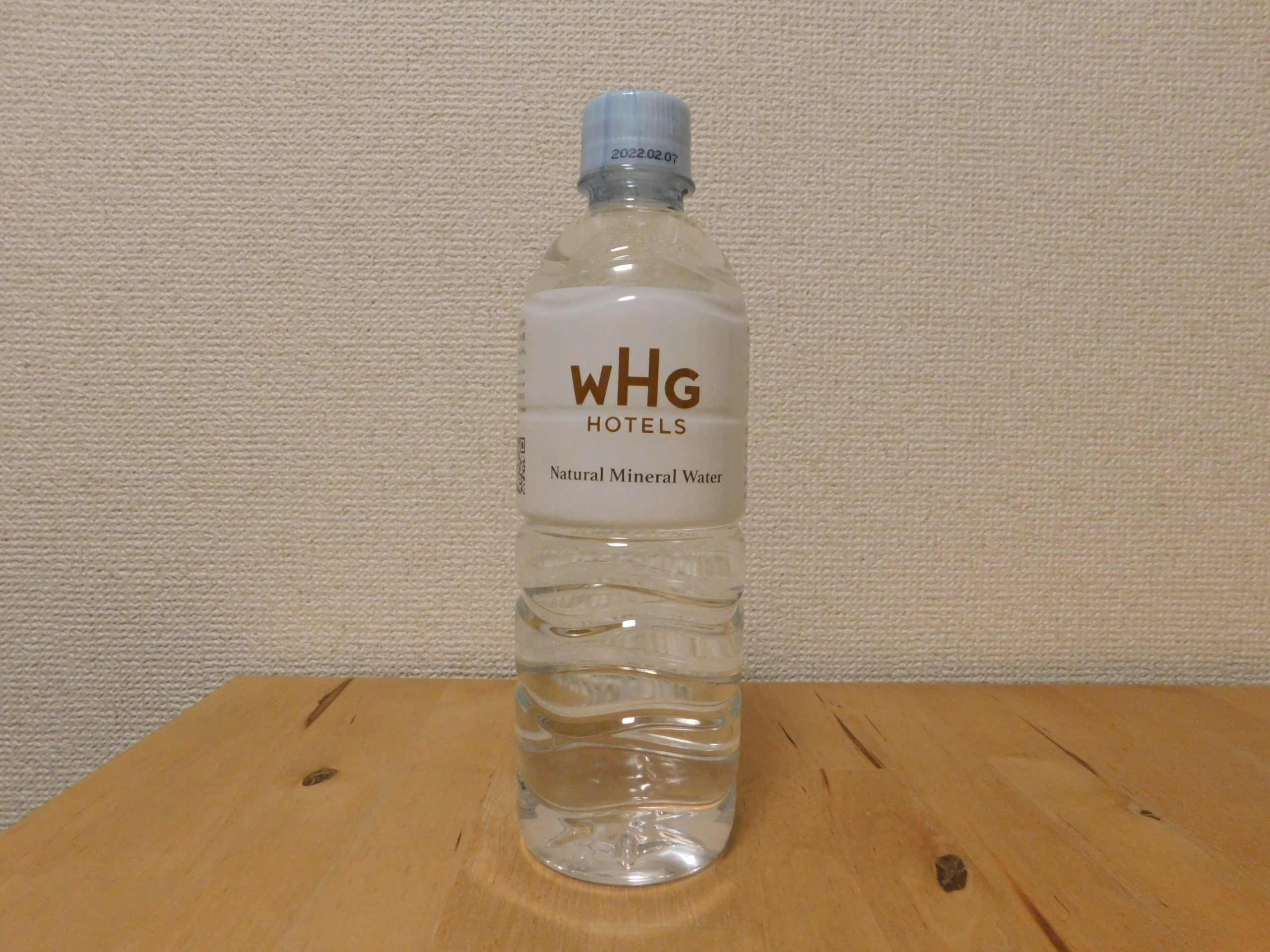 WHGHOTELS ホテル ミネラルウォーター 山中湖村