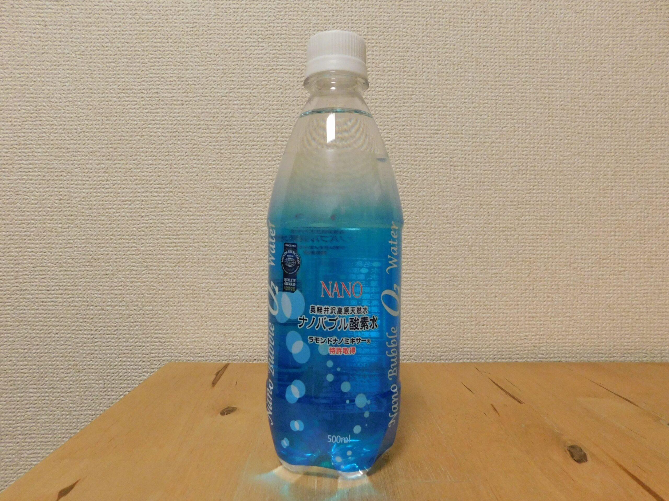嬬恋村 ミネラルウォーター 酸素水