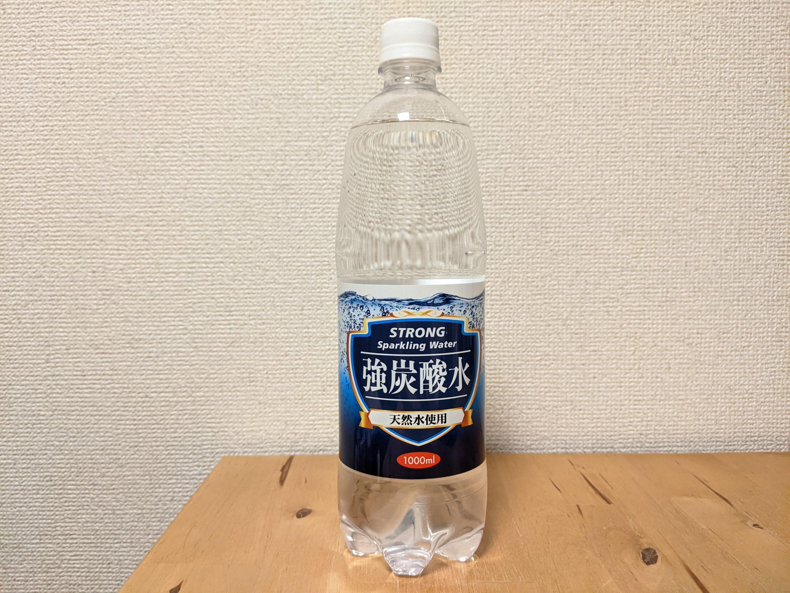 炭酸水 天然水 ミネラルウォーター