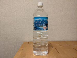 ミネラルウォーター mineralwater 笛吹市