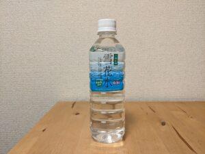 ミネラルウォーター みなかみ町 mineralwater