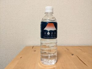 ミネラルウォーター 山中湖村 mineralwater バナジウム