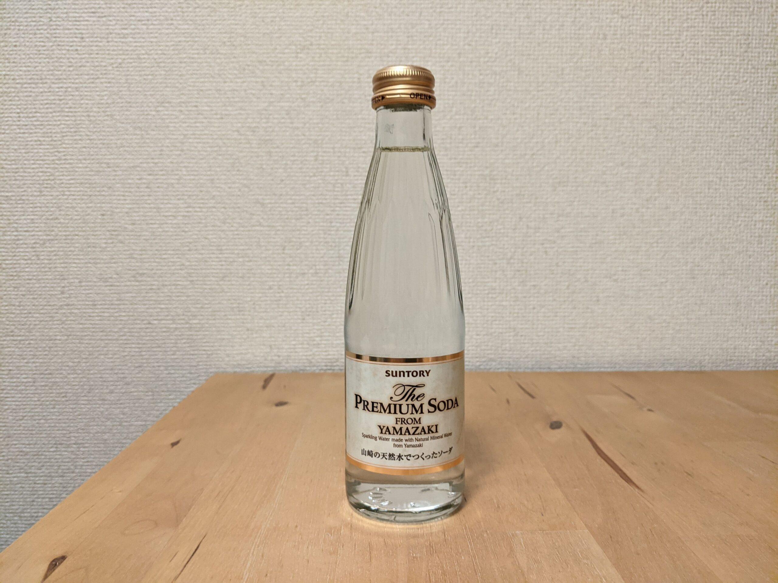 サントリー SUNTORY プレミアムソーダ 炭酸水