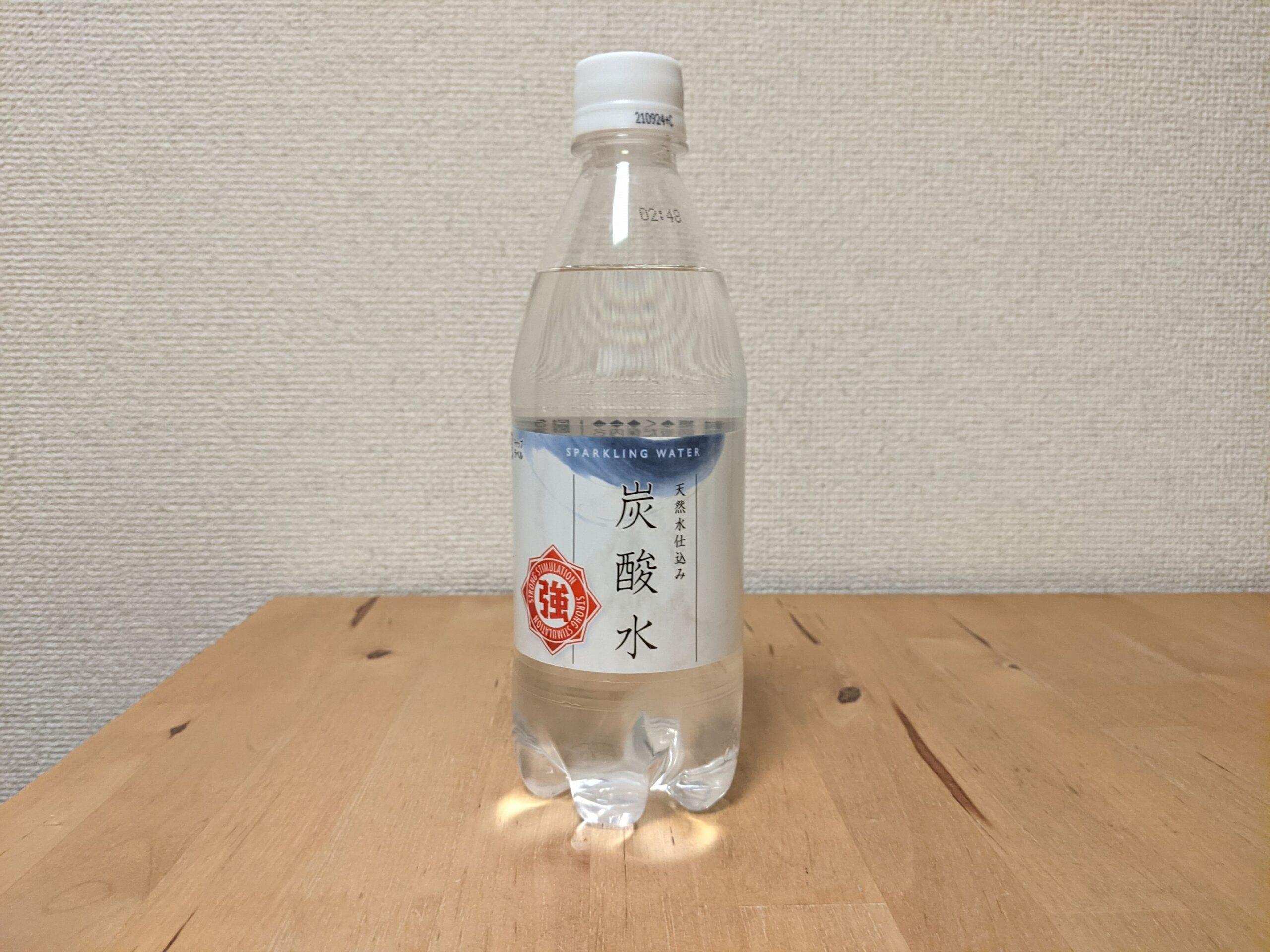 トライアル 強炭酸水 ミネラルウォーター ペットボトル