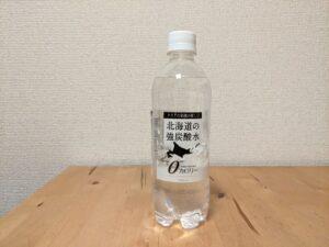 北海道 ミネラルウォーター 強炭酸水 ツルハ