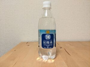 ドン・キホーテ 朝倉市産ミネラルウォーター使用強炭酸水